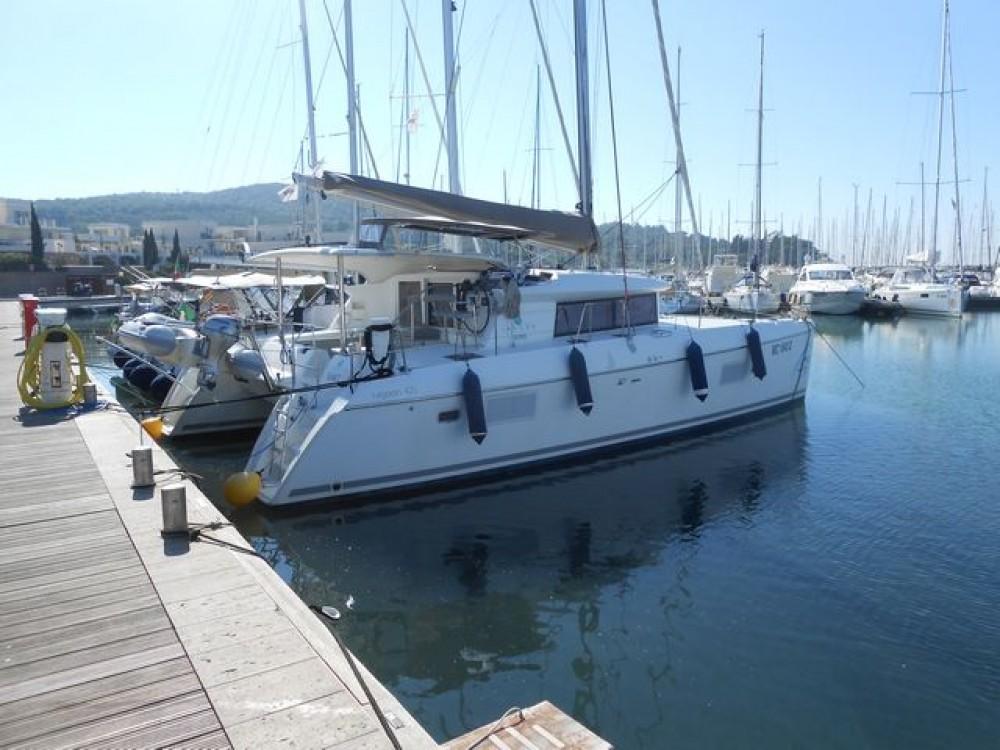 Noleggio barche Nettuno economico Lagoon 421