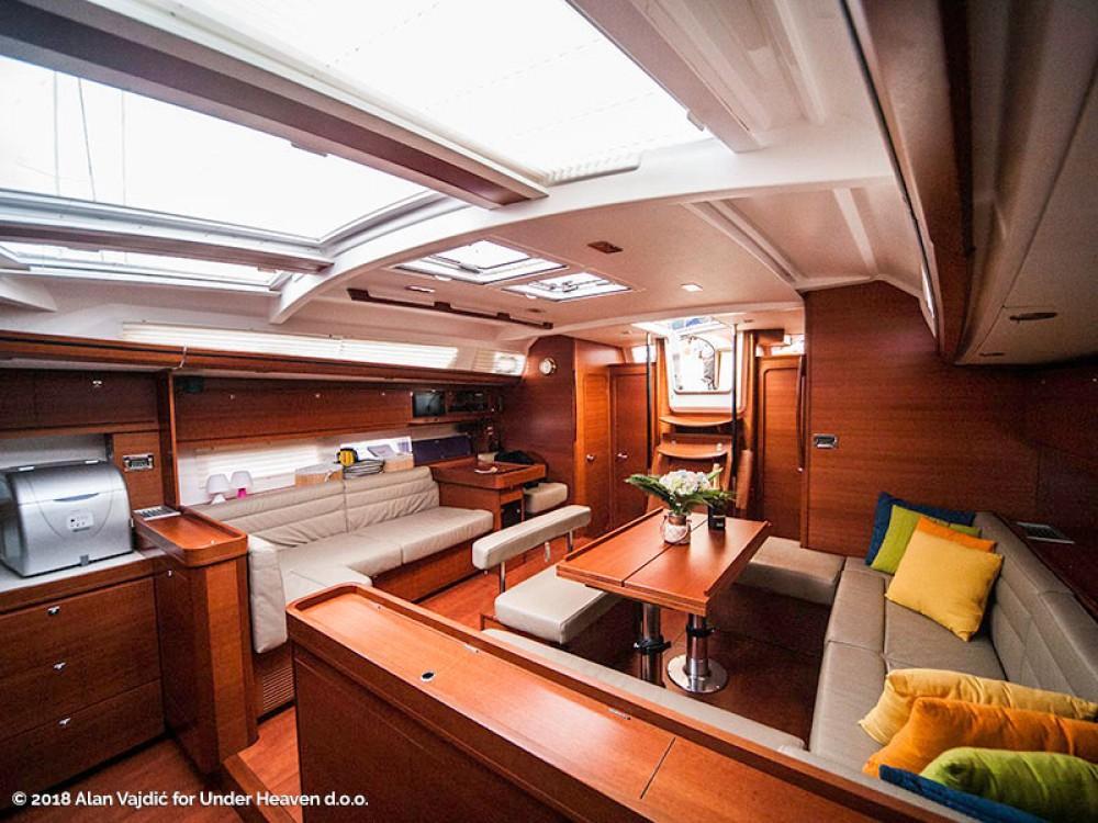 Noleggio barche Dufour Dufour 560 Grand Large Capocesto su Samboat