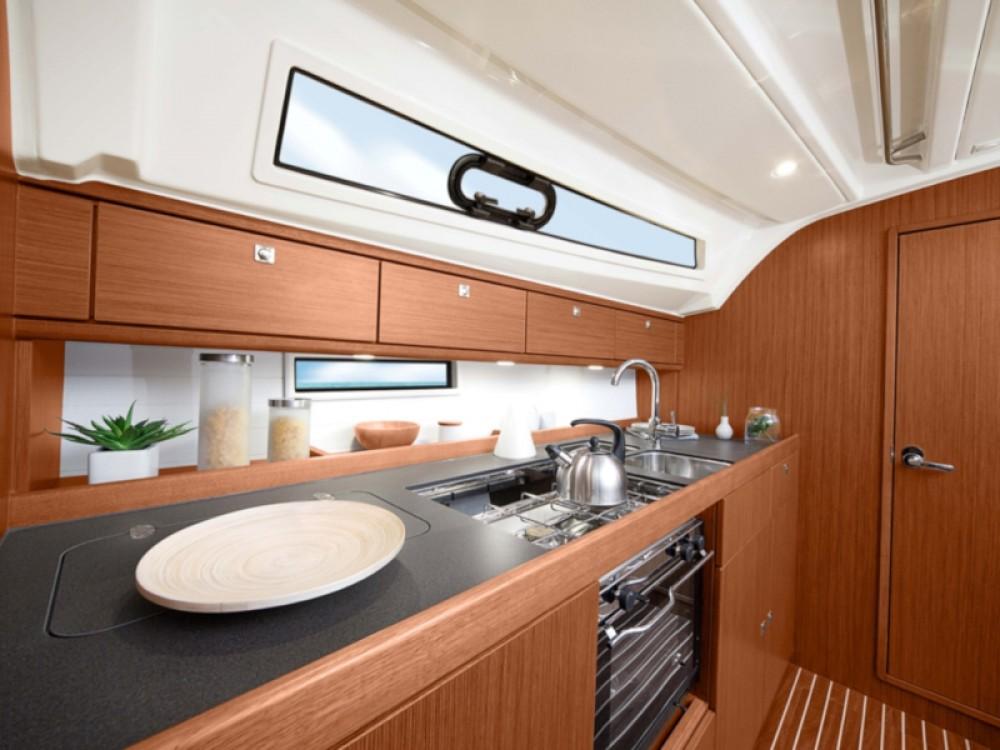 noleggio Barca a vela Skiathos - Bavaria Bavaria Cruiser 45
