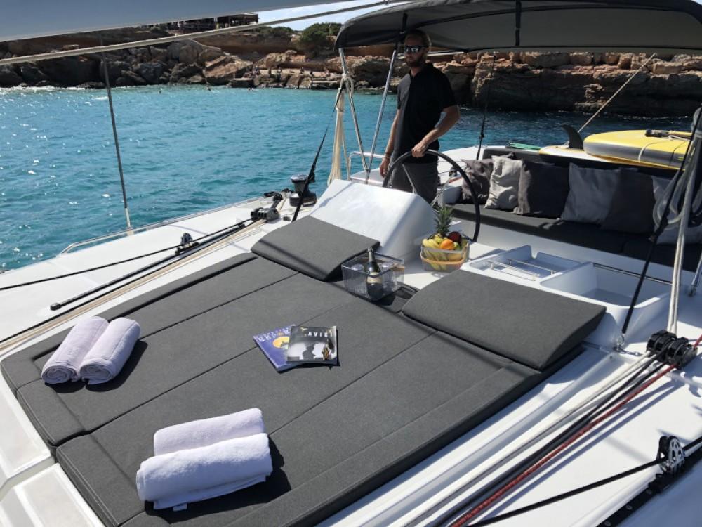 Noleggio barche Lagoon Lagoon 450 Sant Antoni de Portmany su Samboat