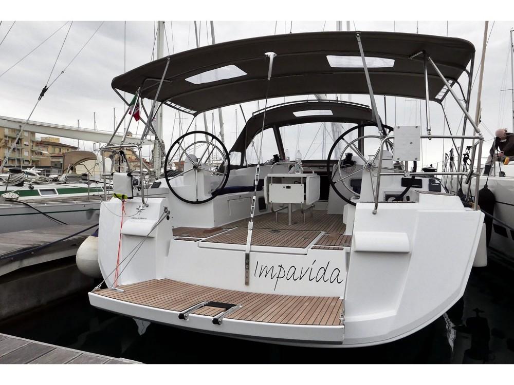 Noleggio yacht San Vincenzo - Jeanneau Sun Odyssey 519 su SamBoat
