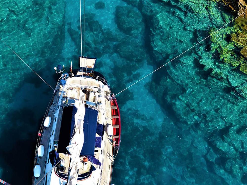 Noleggio barche Bénéteau Beneteau 62 Traù su Samboat