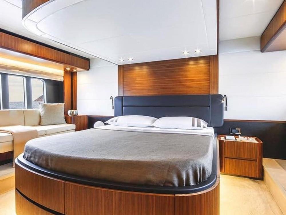Noleggio Barca a motore Absolute con una patente