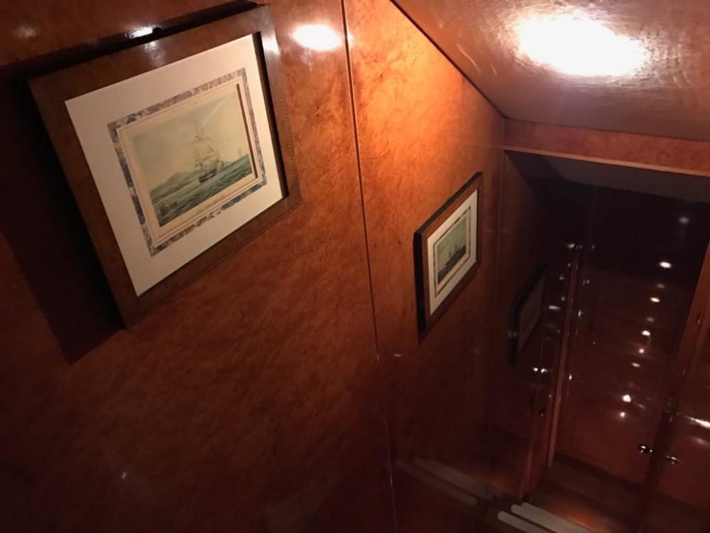 Noleggiare un'Cantieri Pegasus 80 Marina di Portisco