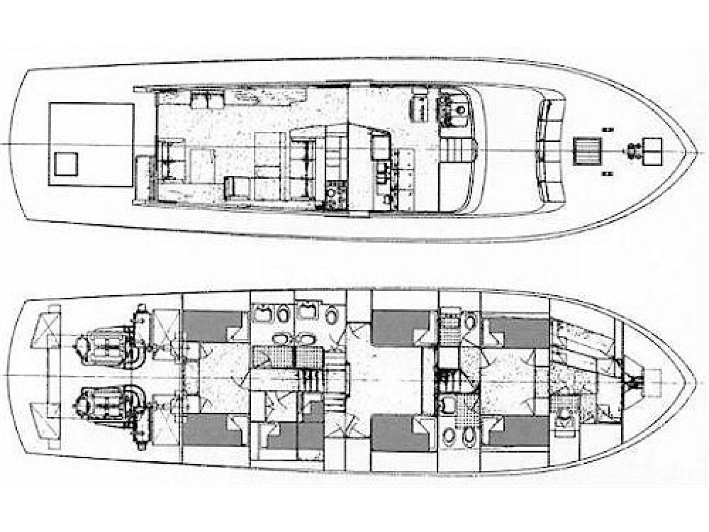 Cantieri Pegasus 80 tra personale e professionale Marina di Portisco