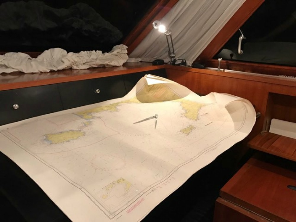 noleggio Yacht Marina di Portisco - Cantieri Pegasus 80