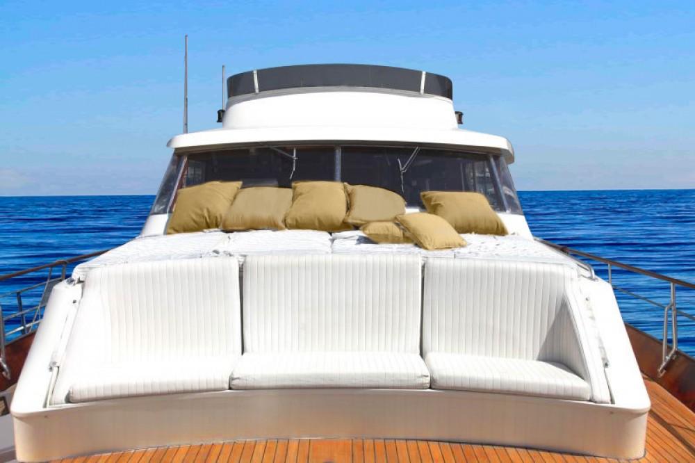 Noleggio barche Marina di Portisco economico Pegasus 80