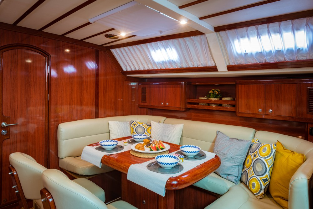 noleggio Barca a vela Porto di Alimos - Ocean Ocean Star 60.1