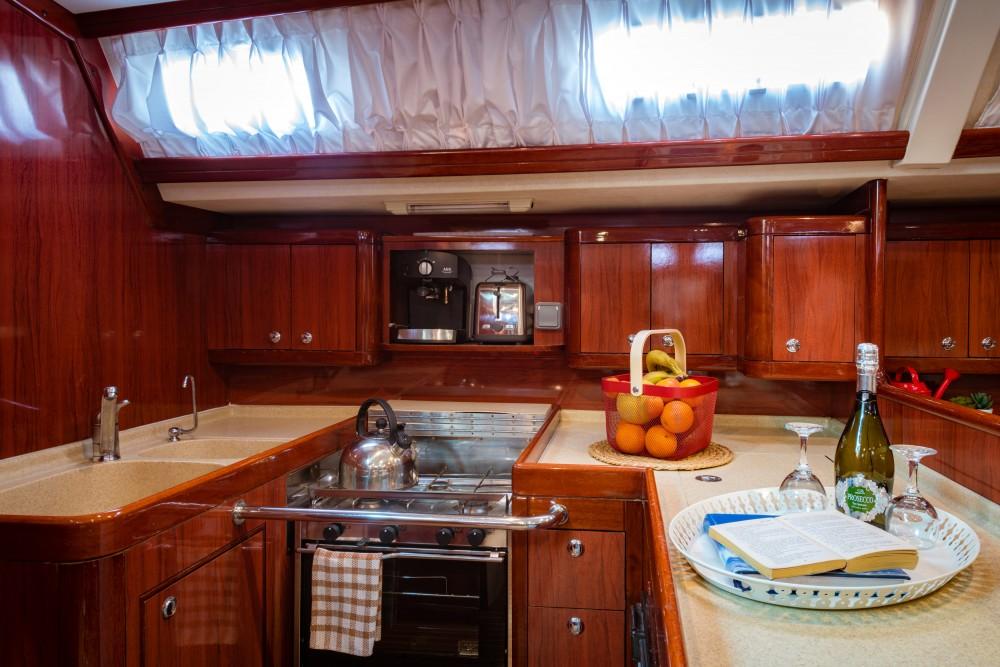 Noleggio yacht Porto di Alimos - Ocean Ocean Star 60.1 su SamBoat