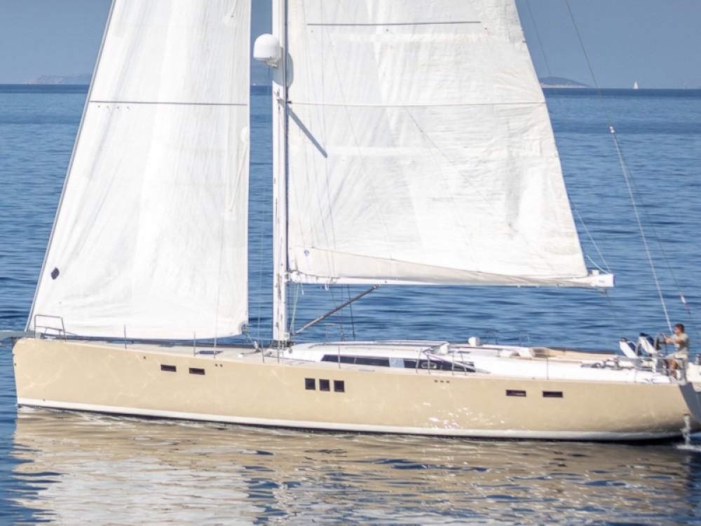 noleggio Barca a vela Rogosnizza - Hanse Hanse 630