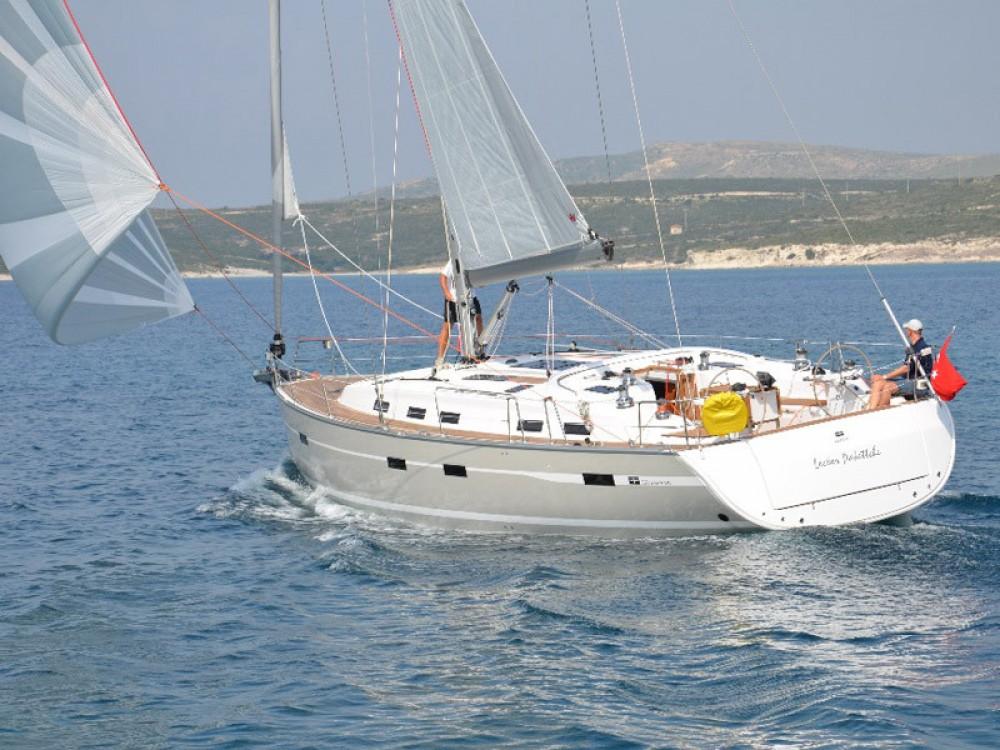 Bavaria Bavaria Cruiser 50 tra personale e professionale Follonica