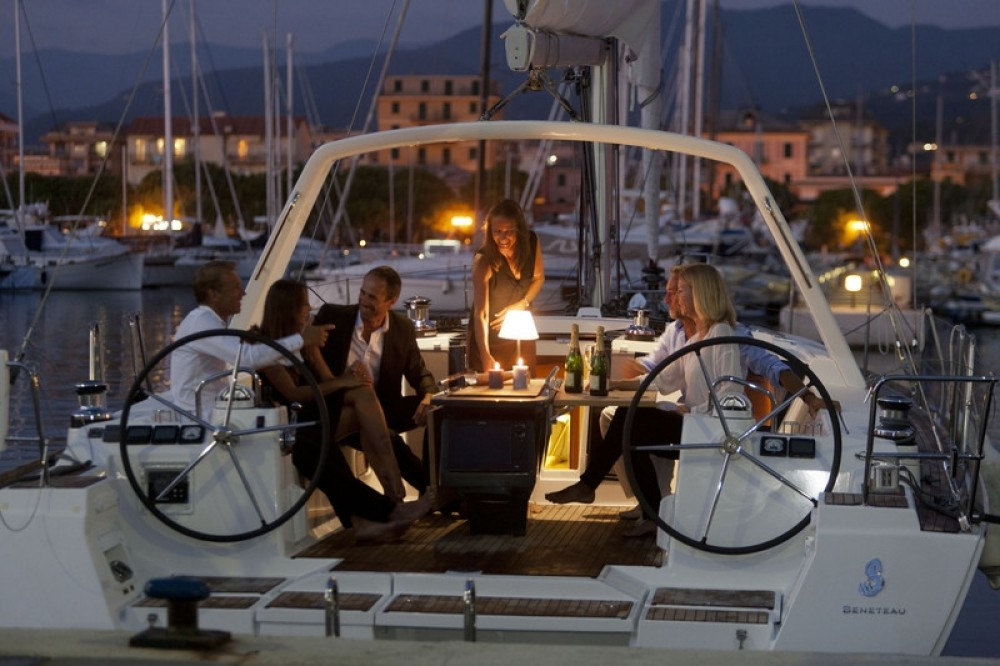 noleggio Barca a vela  - Bénéteau Oceanis 45 (2018)