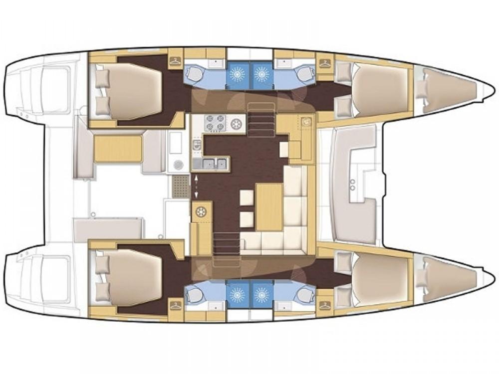 Noleggio Catamarano con o senza skipper Lagoon Sukošan