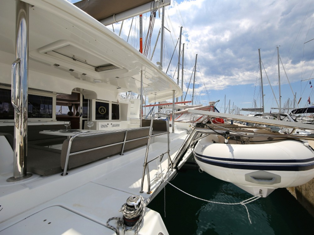 Noleggio barche Sukošan economico Lagoon 450 F