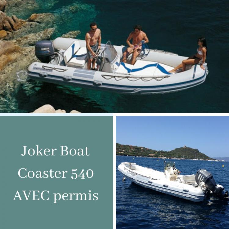 Joker Boat Coaster 540 tra personale e professionale Serra-di-Ferro