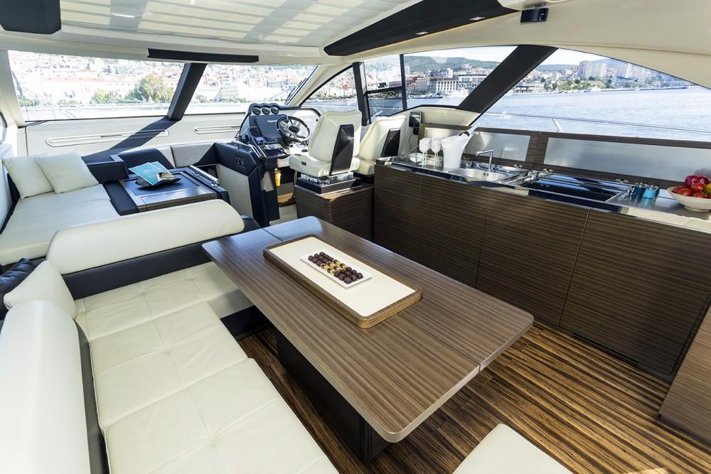 Noleggio yacht Sebenico - Azimut Azimut 55 S su SamBoat