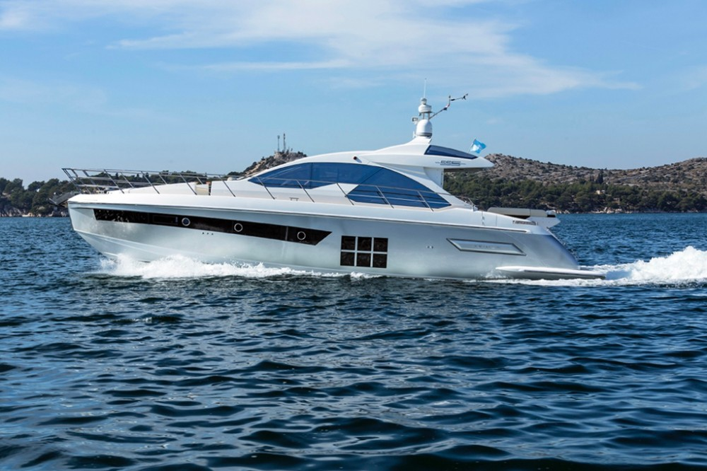 Noleggio barche Azimut Azimut 55 S Sebenico su Samboat