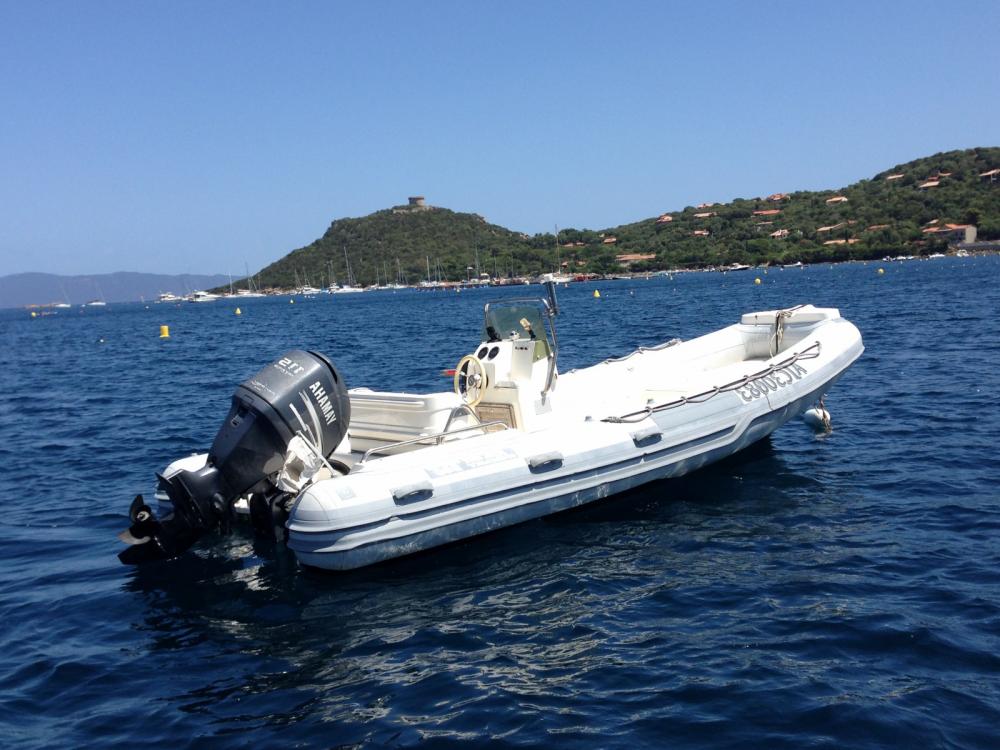 Noleggio barche Joker Boat Coaster 540 Serra-di-Ferro su Samboat