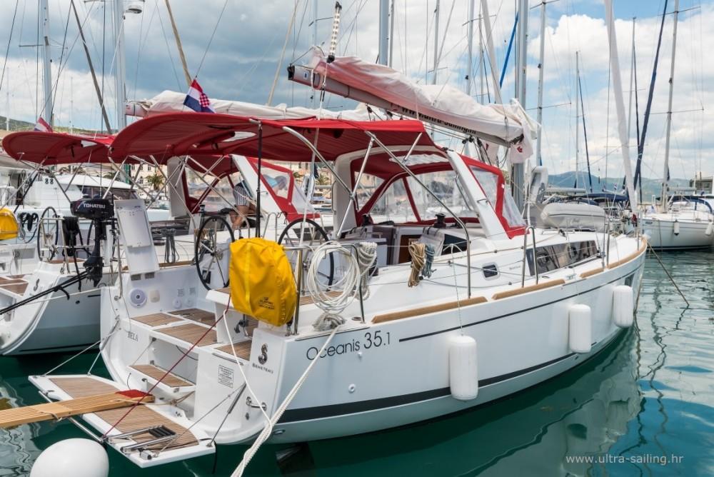 noleggio Barca a vela Spalato - Bénéteau Oceanis 35.1