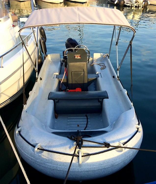 Noleggio barche Serra-di-Ferro economico Fun Yak 390