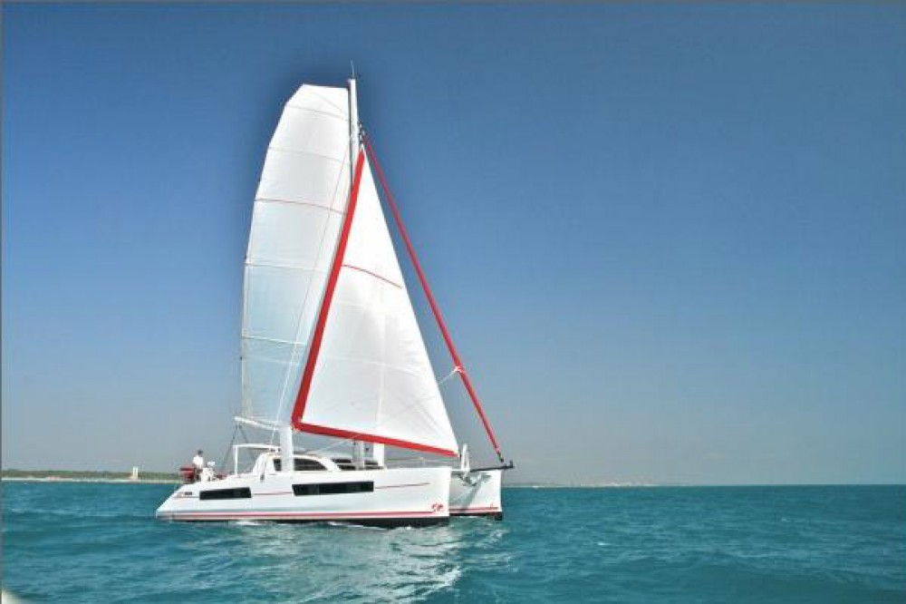 Noleggiare un'Catana Catana 47 Carbon Infusion Martinica