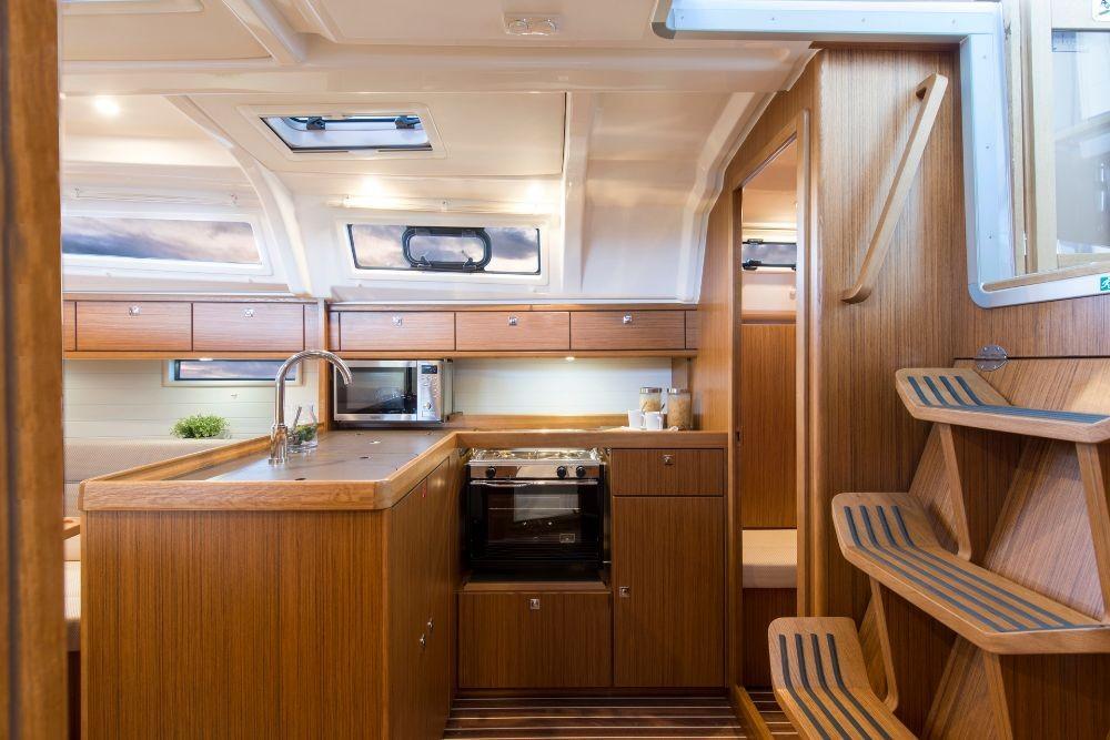 Noleggio barche  economico Cruiser 37