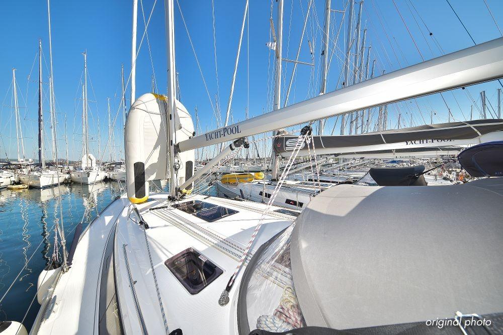 Noleggio barche Croazia economico Cruiser 41