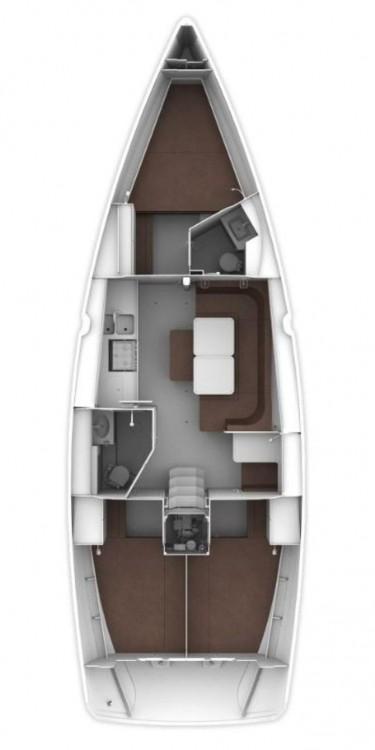 noleggio Barca a vela Volos - Bavaria Cruiser 41