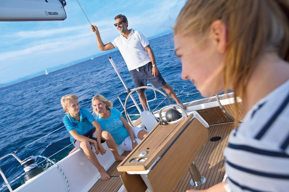 Noleggio yacht Pola - Bavaria Cruiser 41 su SamBoat