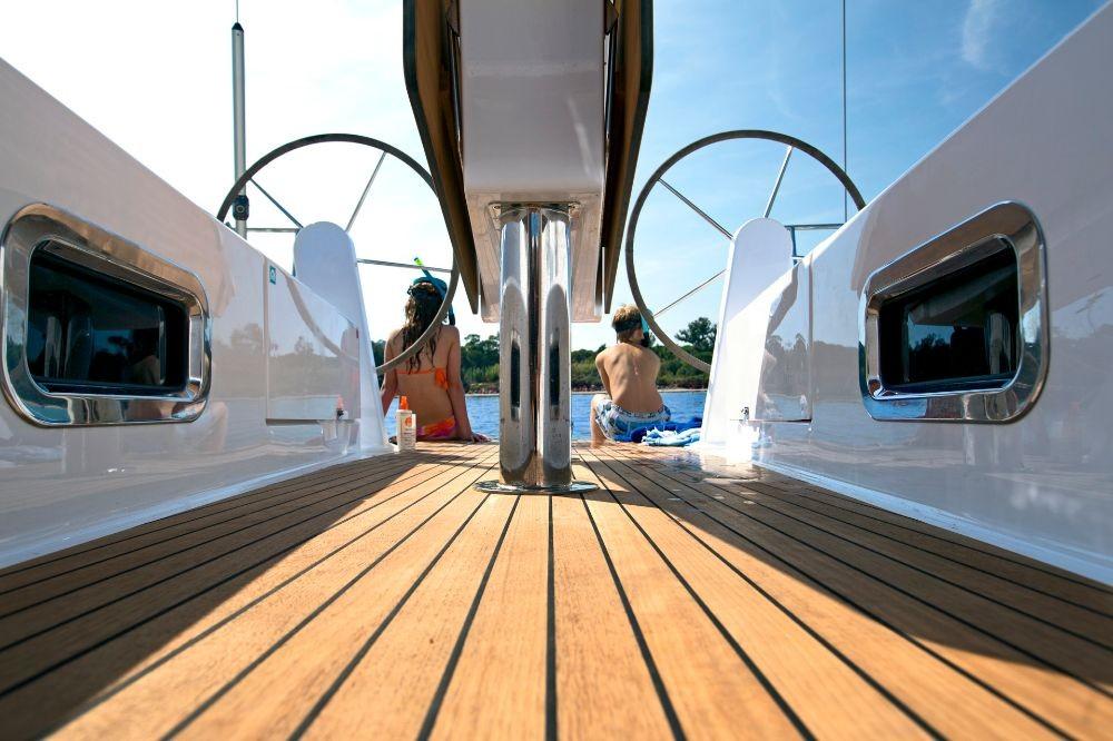 Bavaria Cruiser 41 tra personale e professionale Pola