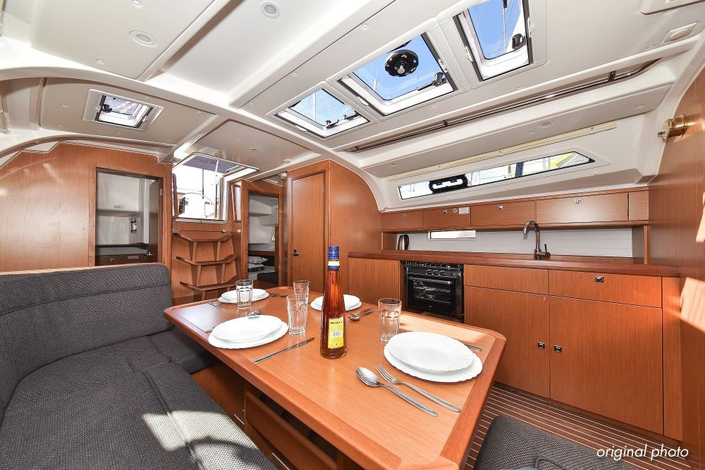 Noleggio yacht Croazia - Bavaria Cruiser 41 su SamBoat