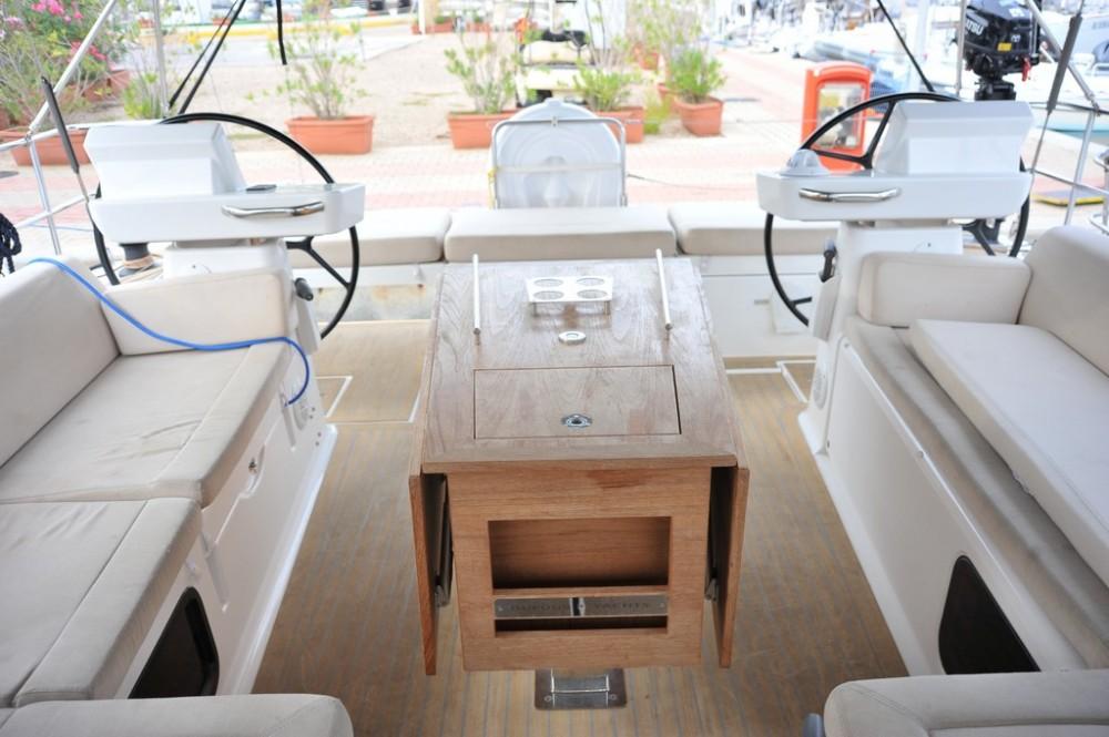 Noleggio Barca a vela con o senza skipper Dufour Olbia