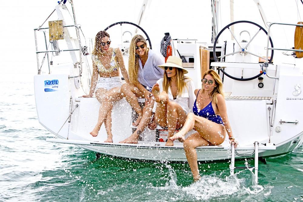 Noleggio Barca a vela con o senza skipper Bénéteau Port Olímpic