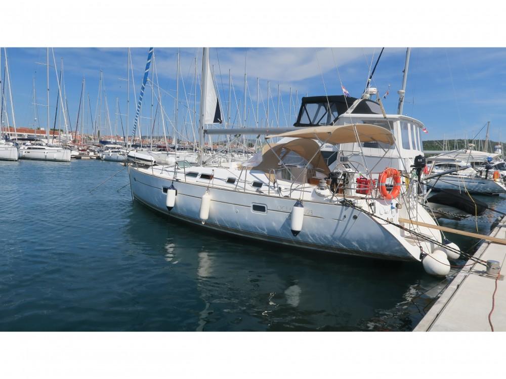 Noleggio barche Bénéteau Oceanis 423 Pirovac su Samboat