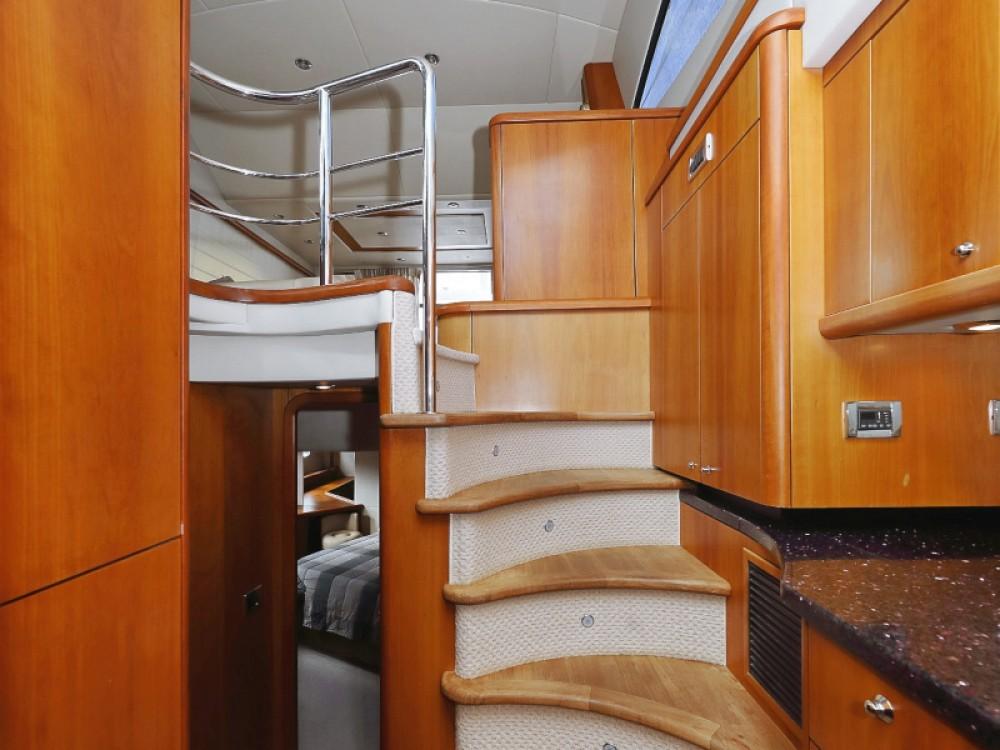 Noleggio barche Sunseeker Sunseeker Manhattan 50 Sukošan su Samboat