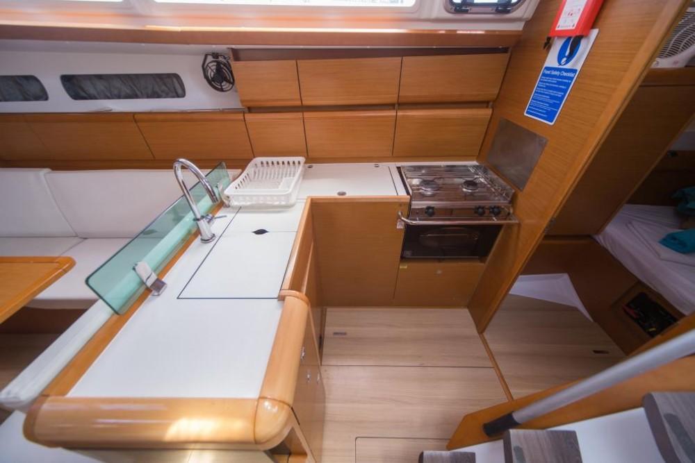 Noleggio yacht Olbia - Jeanneau Sun Odyssey 449 su SamBoat