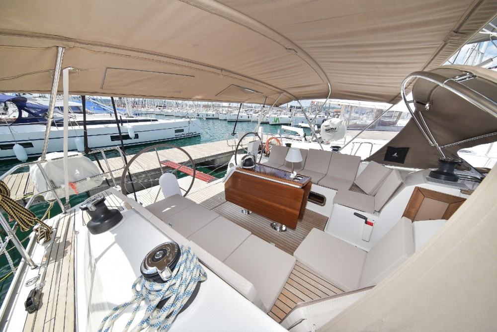 Bavaria Cruiser 51 tra personale e professionale Croazia