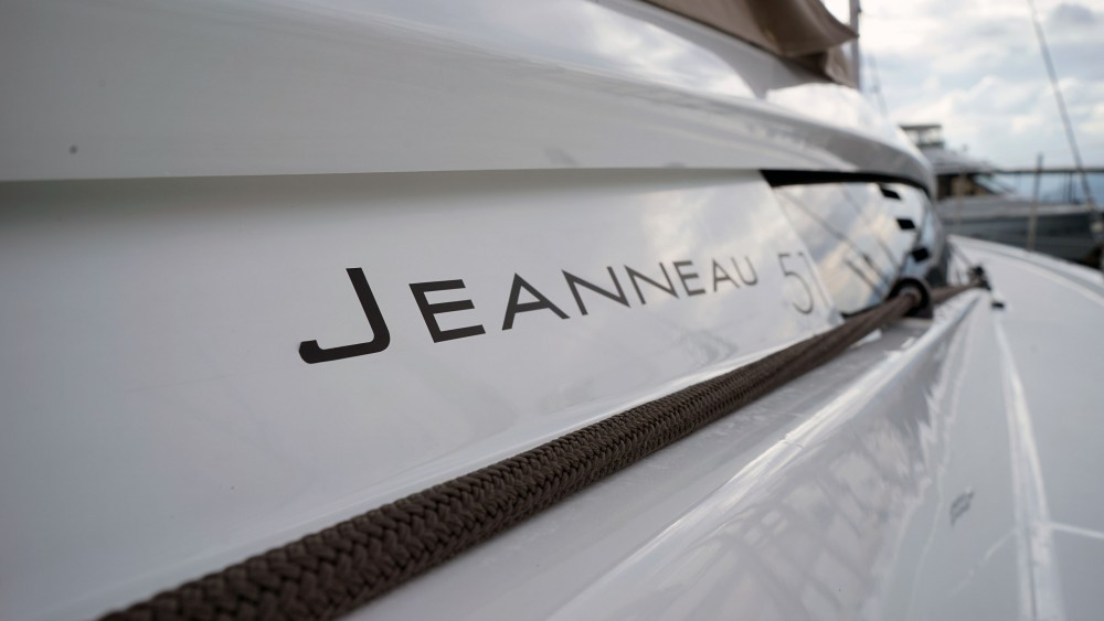 Noleggiare un'Jeanneau Jeanneau 51 Marmaris