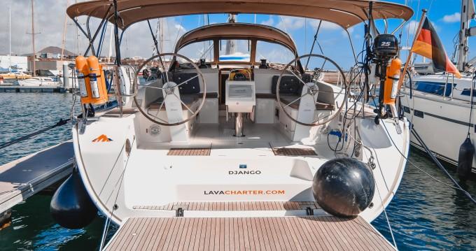 Noleggio Barca a vela a Lanzarote – Bavaria Cruiser 46