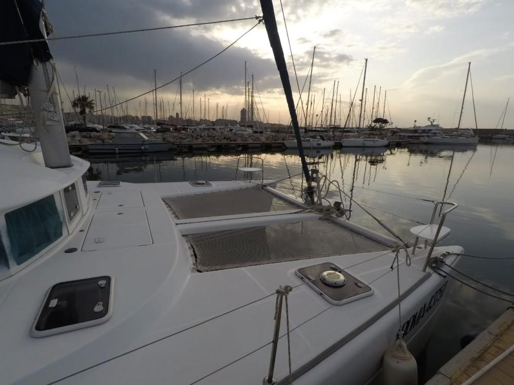 Noleggio barche Lagoon Lagoon 380 S2 Eivissa su Samboat