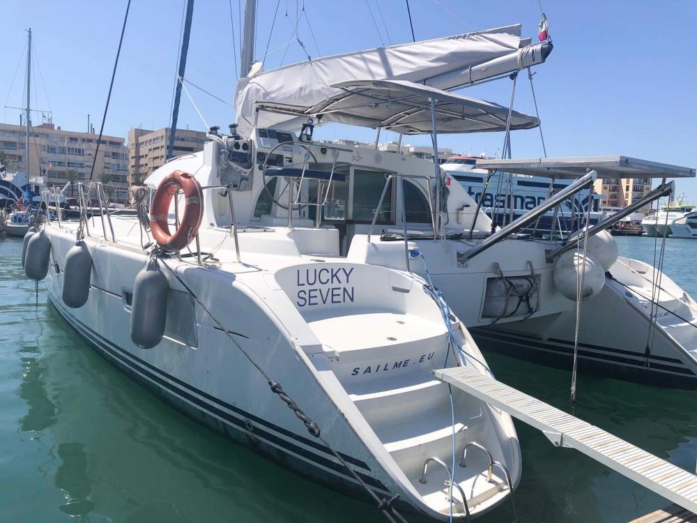 Noleggio yacht Eivissa - Lagoon Lagoon 380 S2 su SamBoat
