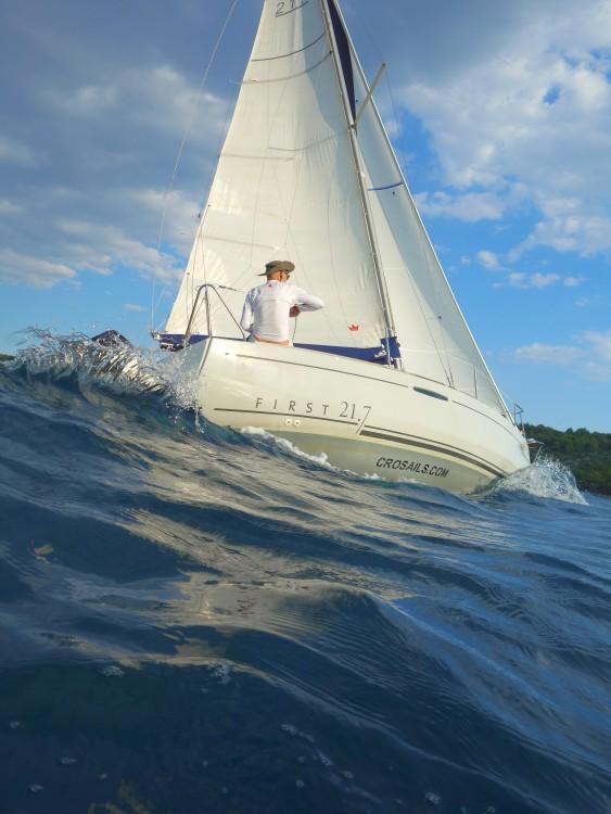 Noleggio barche Split economico Beneteau First 21.7