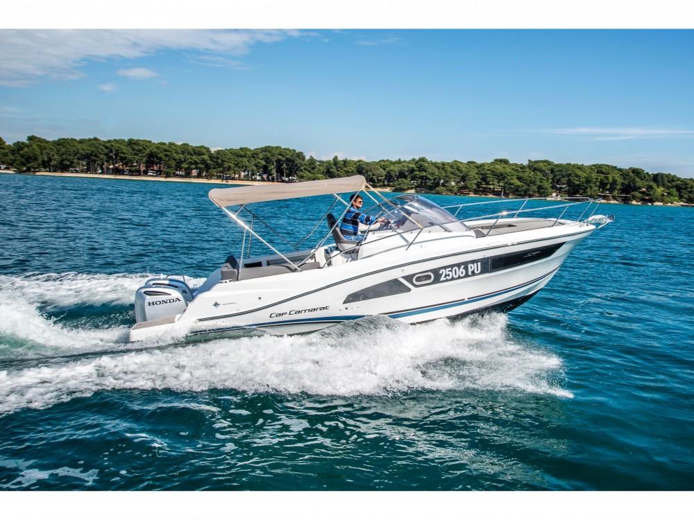 Noleggio Barca a motore con o senza skipper Jeanneau Pola