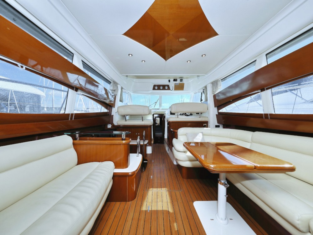 Noleggio barche Sukošan economico Jeanneau Prestige 46 Fly