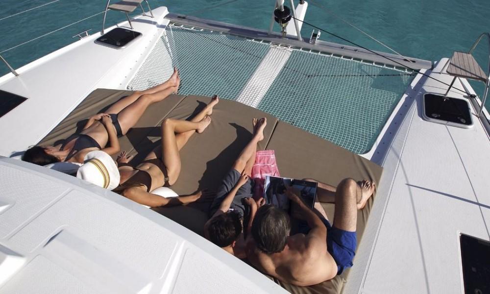 Noleggio barche Croazia economico Lucia 40