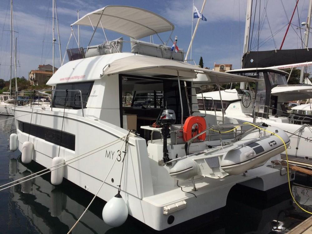 noleggio Catamarano Sebenico - Fountaine Pajot My 37