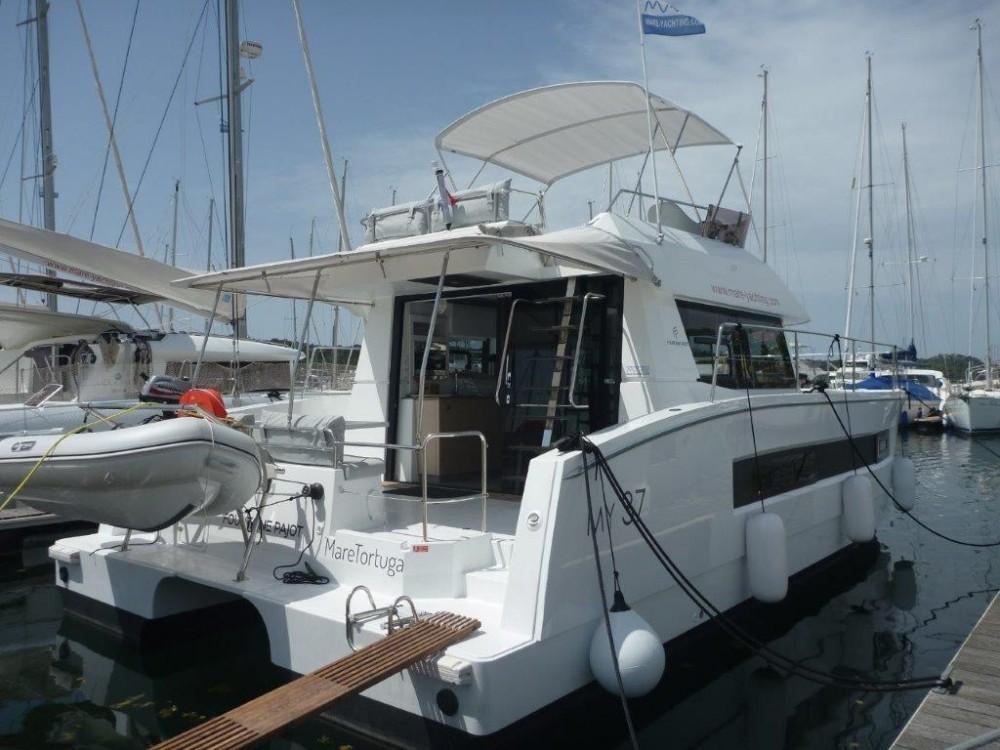 Noleggio Catamarano con o senza skipper Fountaine Pajot Sebenico