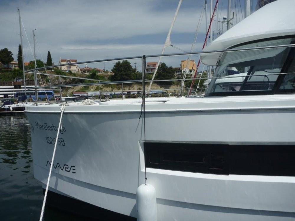 Noleggio barche Fountaine Pajot My 37 Sebenico su Samboat