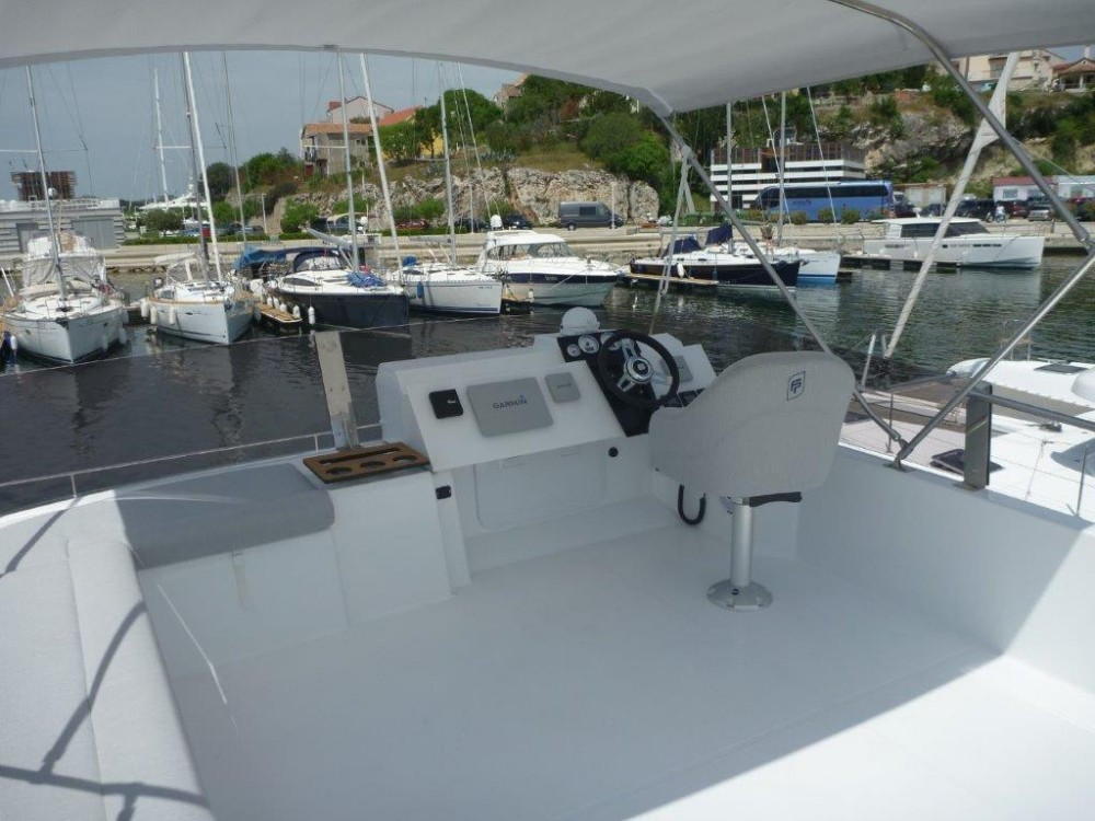 Noleggio yacht Sebenico - Fountaine Pajot My 37 su SamBoat
