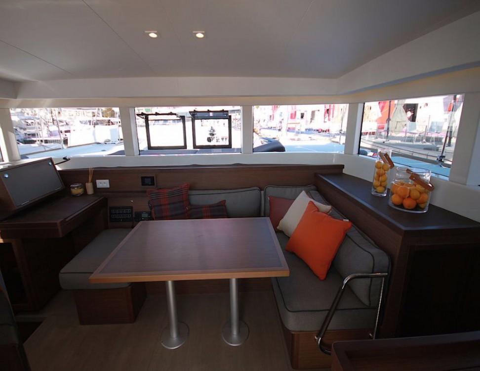 Lagoon Lagoon 40 - 4 + 2 cab  tra personale e professionale Croazia